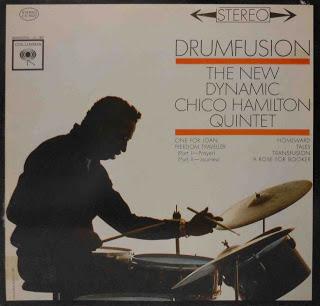 Chico Hamilton Drumfusion Reviews