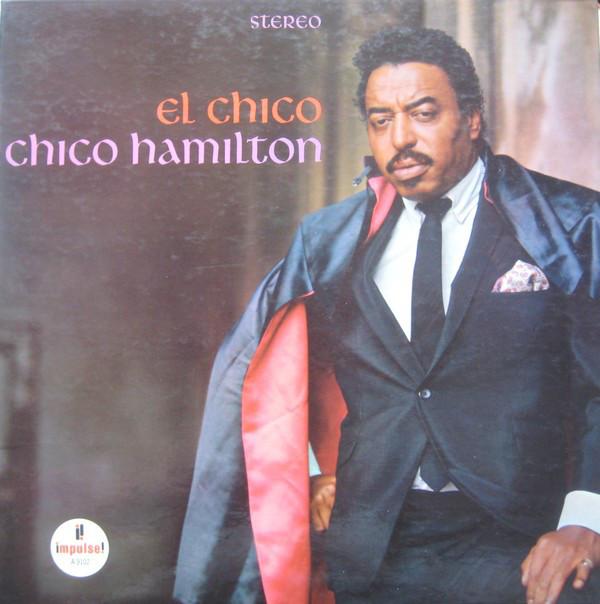 CHICO HAMILTON - El Chico cover