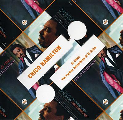 CHICO HAMILTON - El Chico & Futher Adventures Of El Chico cover