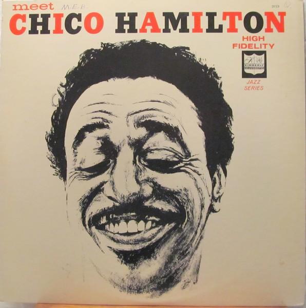 CHICO HAMILTON - Meet Chico Hamilton cover