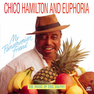 CHICO HAMILTON - My Panamanian Friend cover