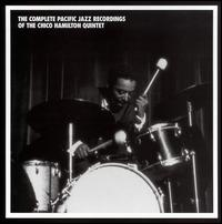 CHICO HAMILTON - Complete Pacific Jazz Recordings of the Chico Hamilton Quintet cover