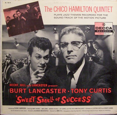 CHICO HAMILTON - Sweet Smell Of Success cover