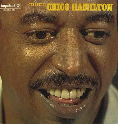 CHICO HAMILTON - The Best Of Chico Hamilton cover