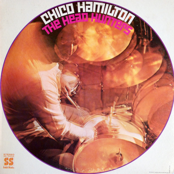 CHICO HAMILTON - The Head Hunters cover