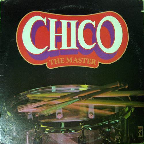 CHICO HAMILTON - The Master cover