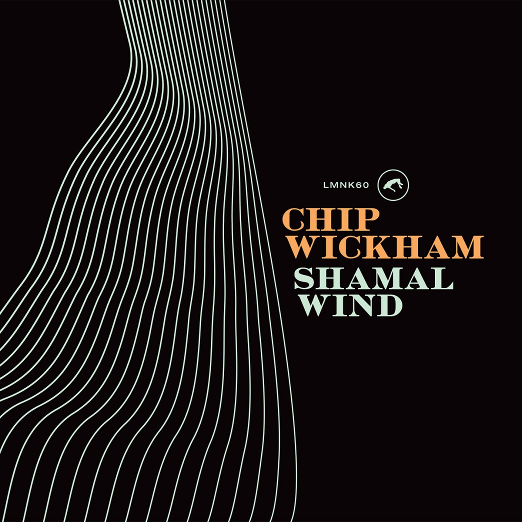CHIP WICKHAM - Shamal Wind cover