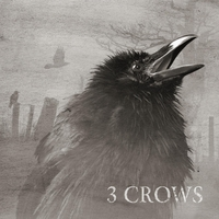 CHRIS BUCK - 3 Crows cover