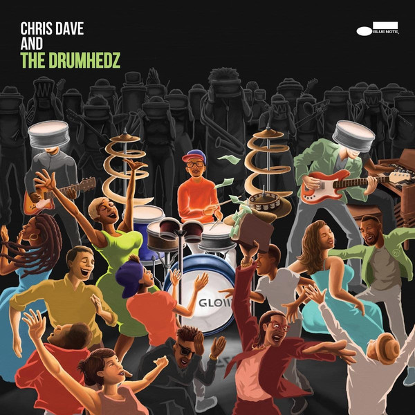 CHRIS DAVE AND THE DRUMHEDZ - Chris Dave And The Drumhedz cover