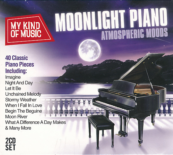 CHRIS INGHAM - Moonlight Piano cover