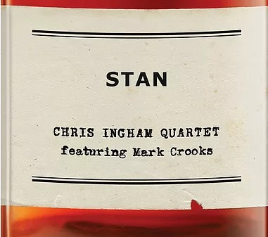 CHRIS INGHAM - Stan cover