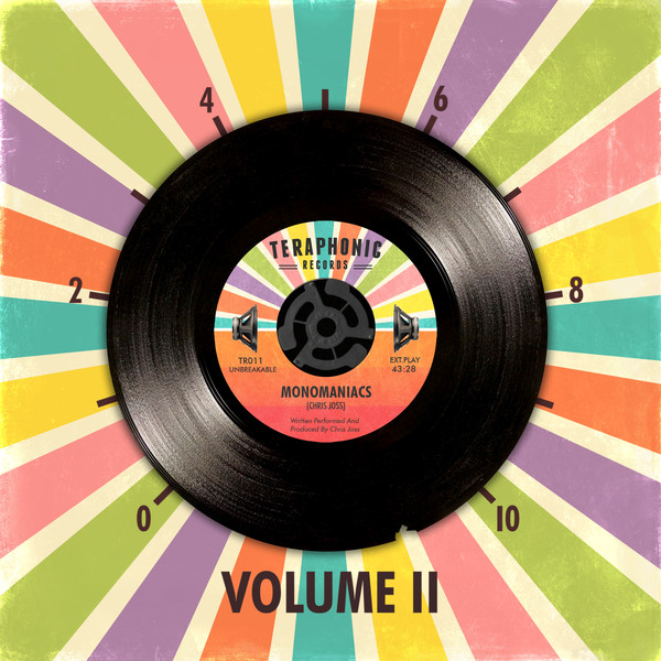 CHRIS JOSS - Volume II cover