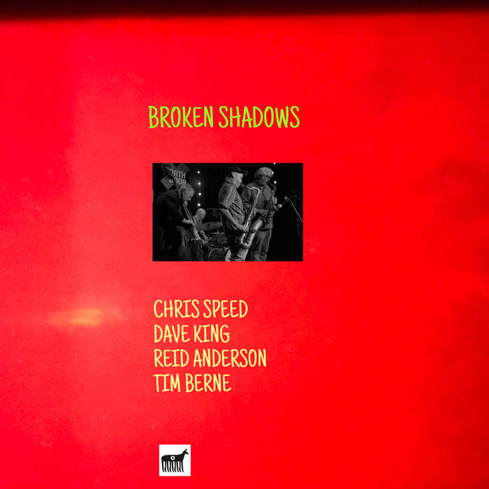 CHRIS SPEED - Broken Shadows Live cover
