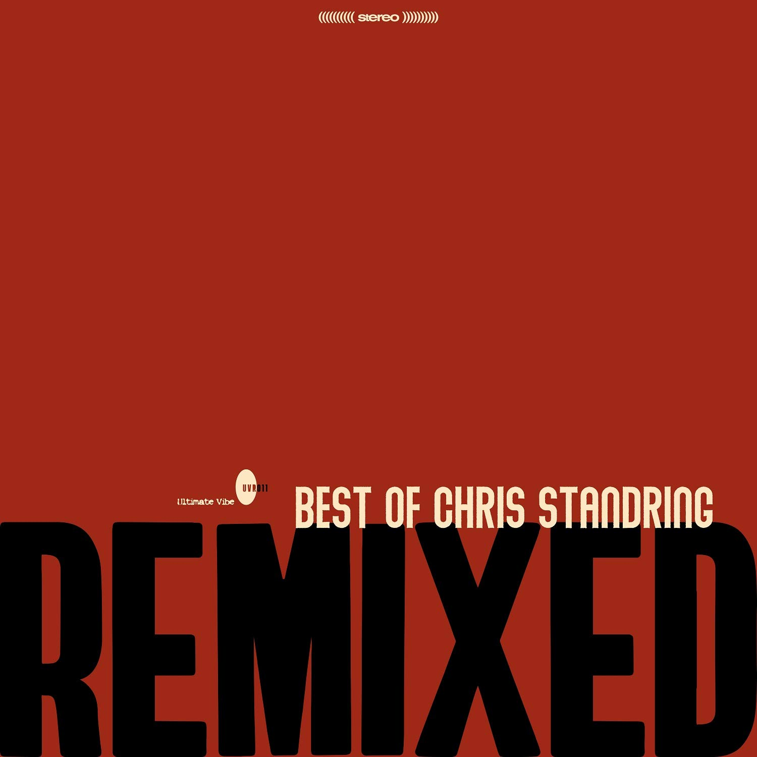 CHRIS STANDRING - Best Of Chris Standring - Remixed cover