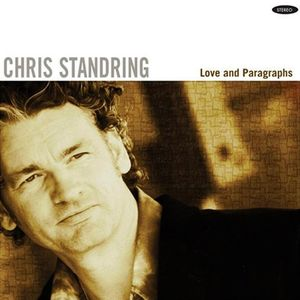 CHRIS STANDRING - Love And Paragraphs cover