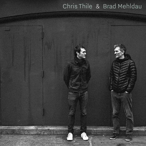CHRIS THILE - Chris Thile & Brad Mehldau cover