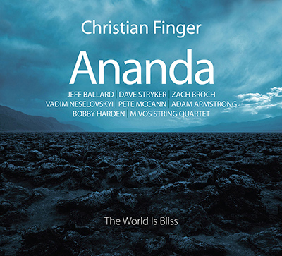CHRISTIAN FINGER - Ananda cover