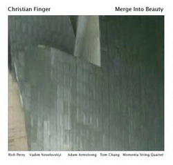 CHRISTIAN FINGER - Merge Into Beauty cover