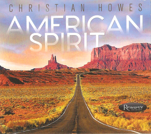 CHRISTIAN HOWES - American Spirit cover