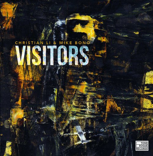 CHRISTIAN LI AND MIKE BONO - Visitors cover