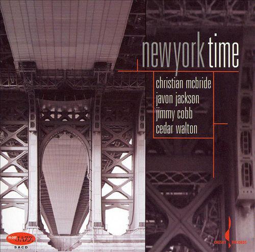 CHRISTIAN MCBRIDE - New York Time cover