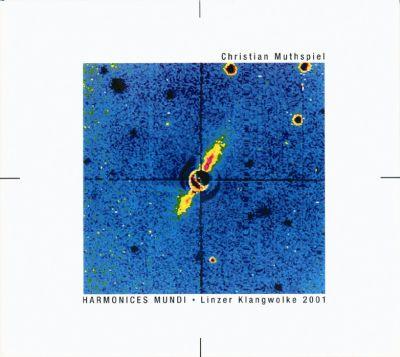 CHRISTIAN MUTHSPIEL - Harmonices Mundi cover