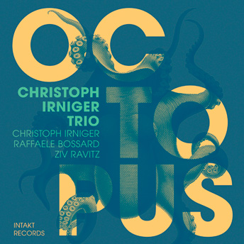 CHRISTOPH IRNIGER - Octopus cover