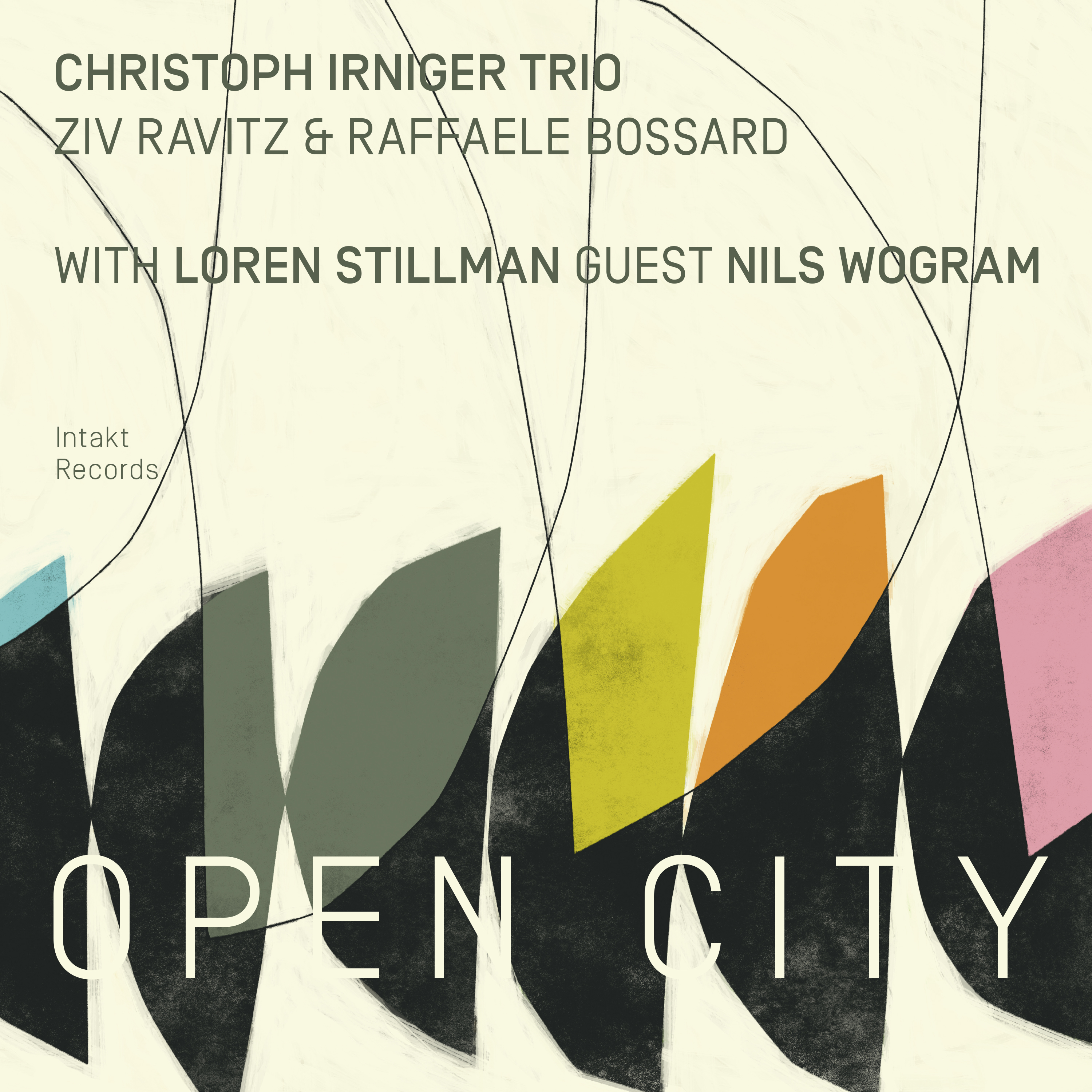 CHRISTOPH IRNIGER - Open City cover