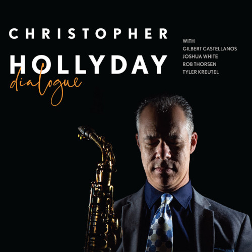 CHRISTOPHER HOLLYDAY - Dialogue cover