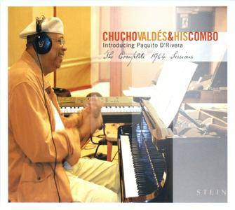 CHUCHO VALDÉS - The Complete 1964 Sessions cover