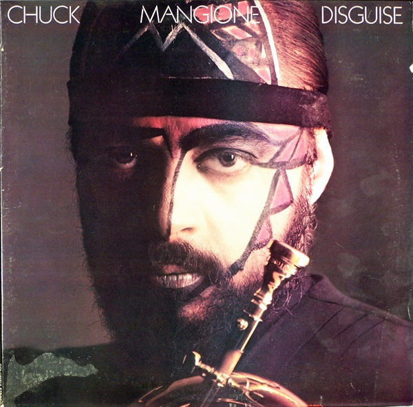 CHUCK MANGIONE - Disguise cover