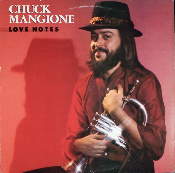 CHUCK MANGIONE - Love Notes cover