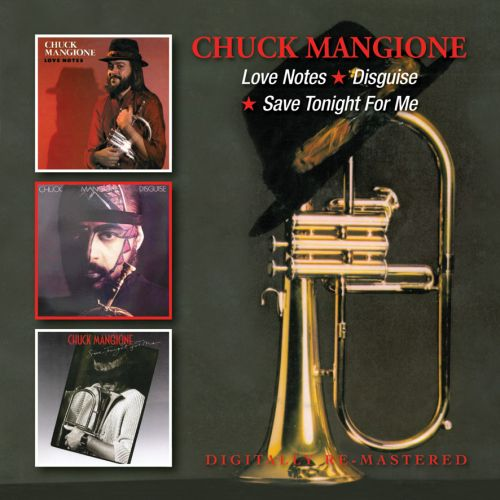 CHUCK MANGIONE - Love Notes/Disguise/