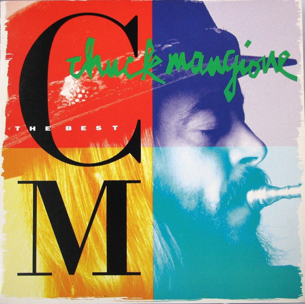 CHUCK MANGIONE - The Best of Chuck Mangione cover