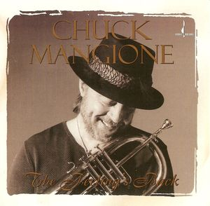 CHUCK MANGIONE - The Feeling's Back cover