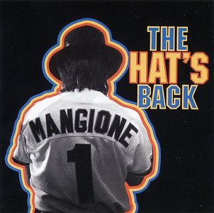 CHUCK MANGIONE - The Hat's Back cover