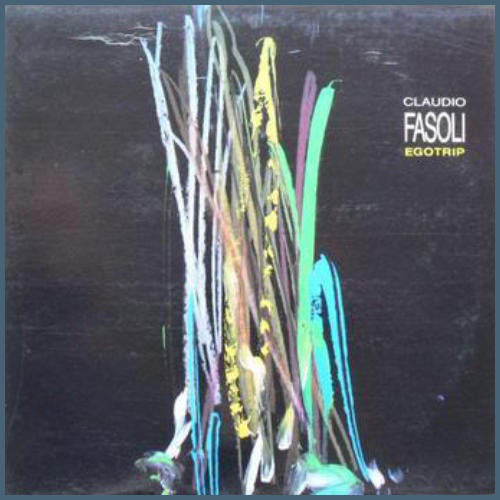 CLAUDIO FASOLI - Egotrip cover