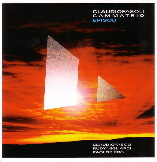 CLAUDIO FASOLI - Gammatrio : Episod cover