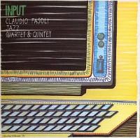 CLAUDIO FASOLI - Input cover
