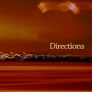 CLAUDIO GUIDA - Directions Quartet cover