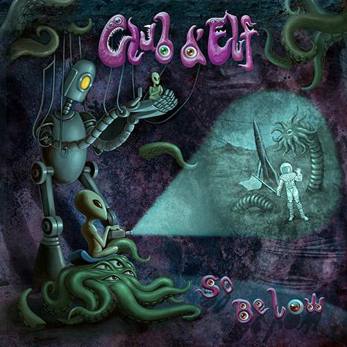 CLUB D'ELF - So Below (Deluxe Edition) cover