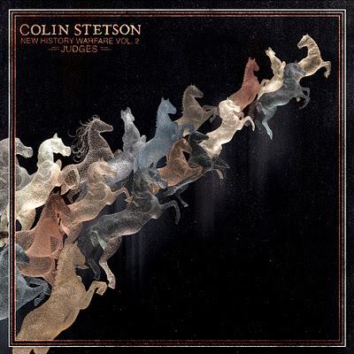 COLIN STETSON - New History Warfare Vol. 2: Judges cover