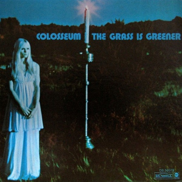 COLOSSEUM/COLOSSEUM II - The Grass Is Greener cover