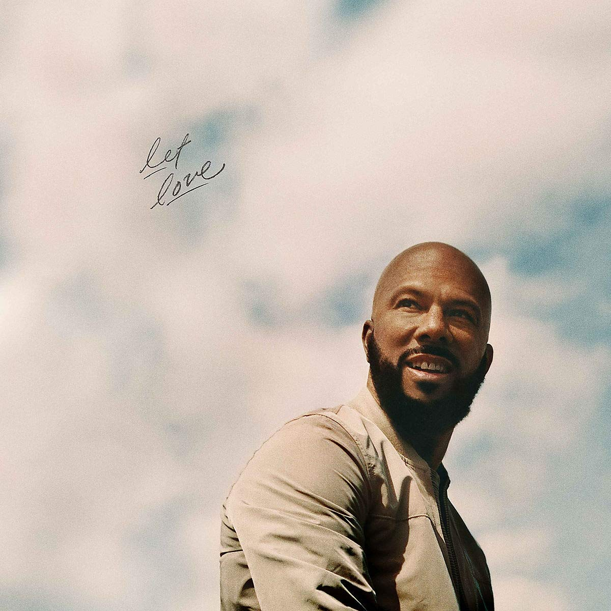 COMMON - Let Love cover