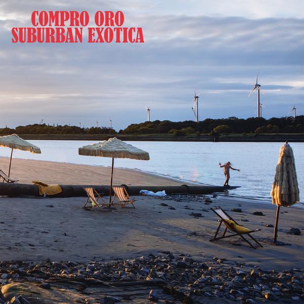 COMPRO ORO - Suburban Exotica cover