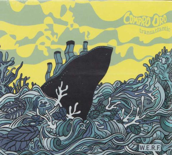 COMPRO ORO - Transatlantic cover