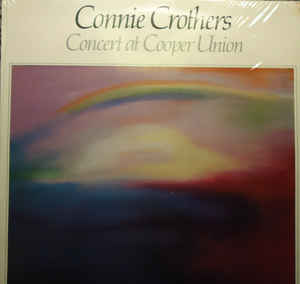 CONNIE CROTHERS - Concert At Cooper Union cover