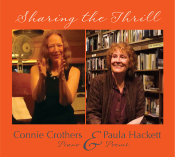 CONNIE CROTHERS - Connie Crothers & Paula Hackett : cover