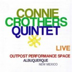 CONNIE CROTHERS - Connie Crothers Quintet Live cover