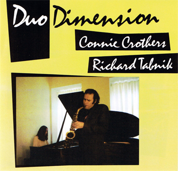 CONNIE CROTHERS - Duo Dimension cover